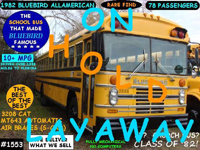 WE DELIVER WHAT WE SELL - ONLINE SCHOOL BUS SALES <BETTER